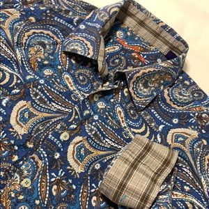 ALAN FLUSSER MENS SHIRT